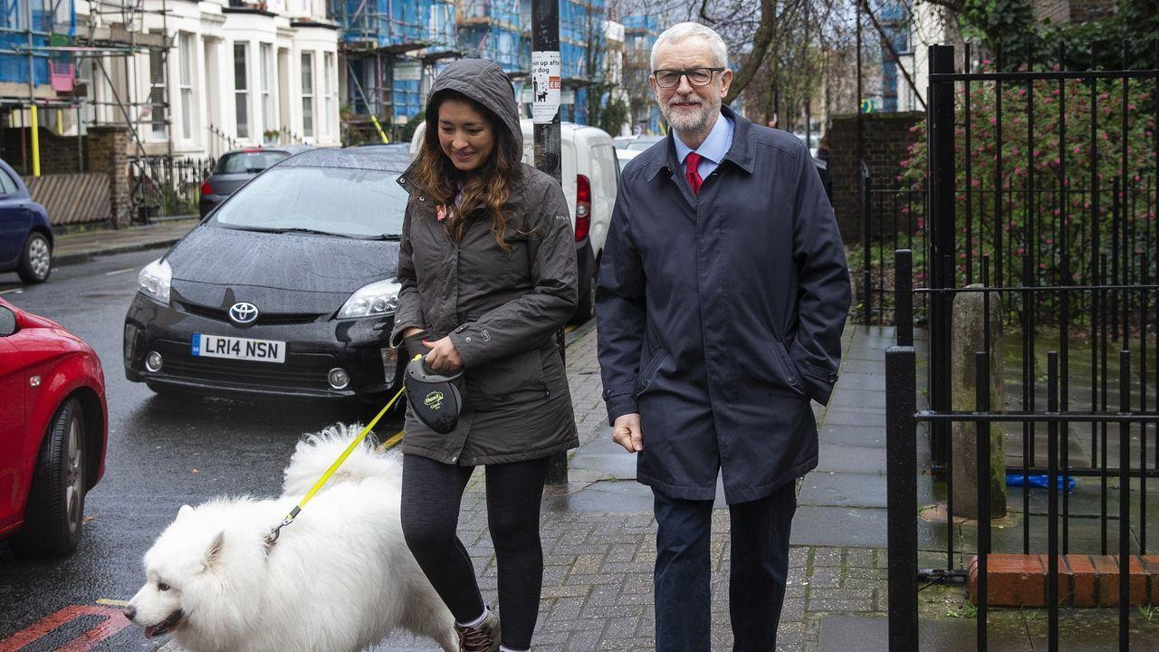 Jeremy Corbyn, el pasado 15 de marzo