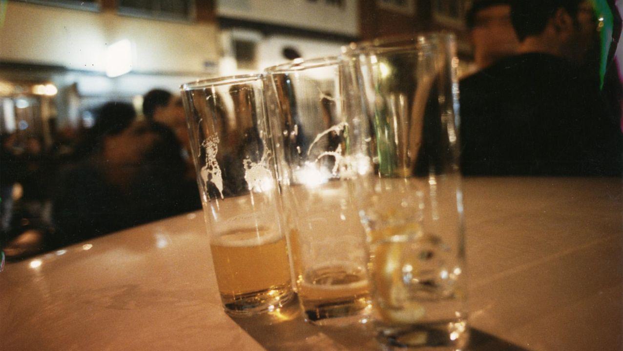Imagen de archivo de un control de alcohol