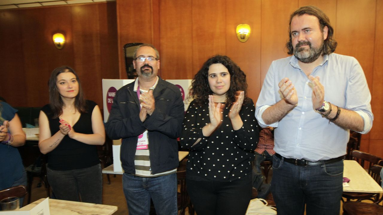 Elecciones Municipales 2019 en A Mariña.La candidata del PP a la Asamblea de Madrid, Isabel Díaz Ayuso