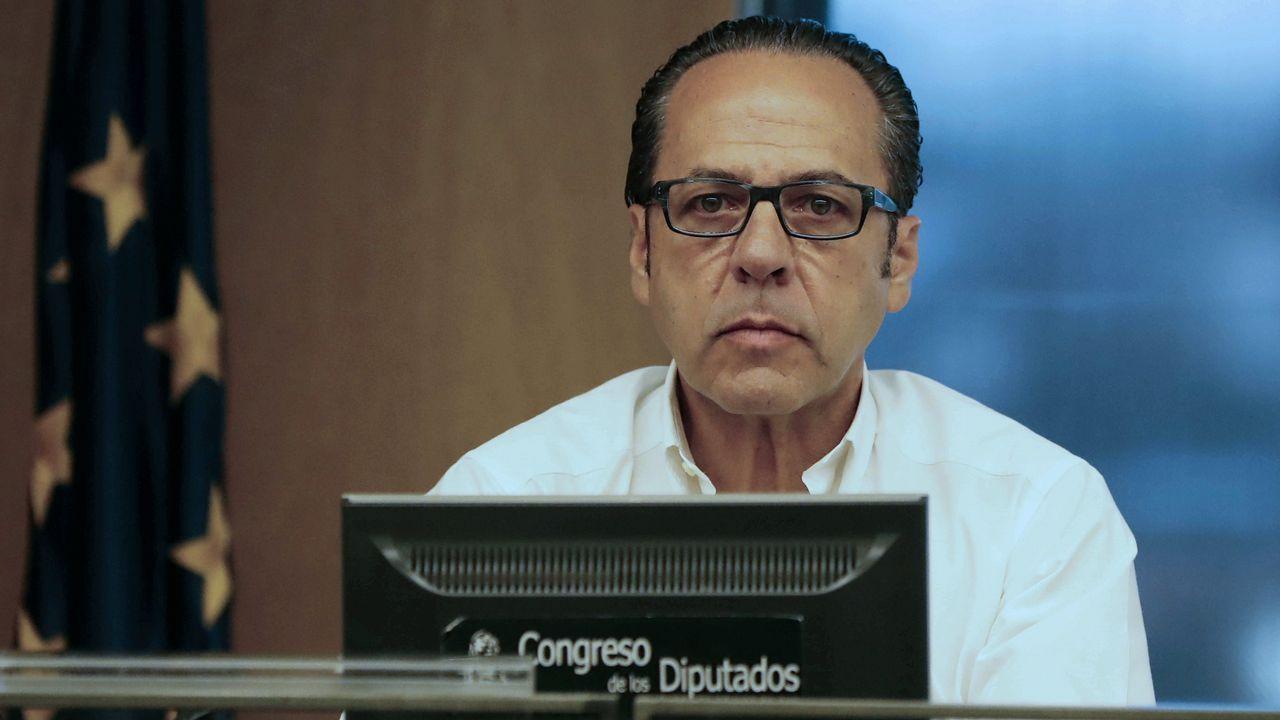 Luís Villares sobre la consulta de Quinteiro: «As bases nunca se equivocan».Peaje del Huerna