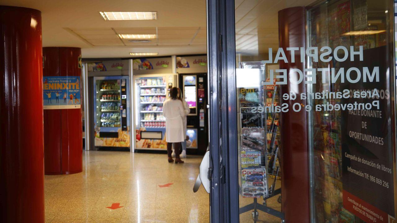 Pontevedra y O Salnés invitan a dar un paseo y descubrir sus lugares con encanto.El cribado voluntario se dirige a casi 3.600 trabajadores de atención hospitalaria y primaria del área sanitaria de Pontevedra y O Salnés