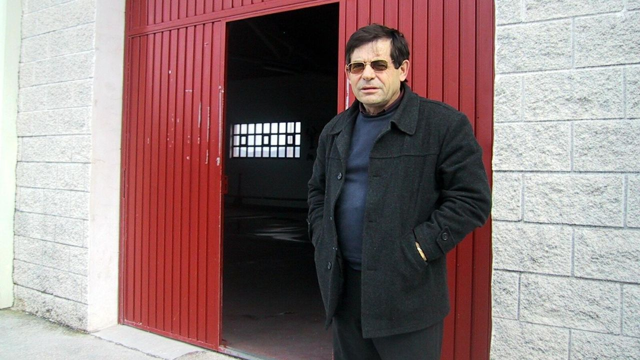 Juan Cofiño, vicepresidente del Principado de Asturias