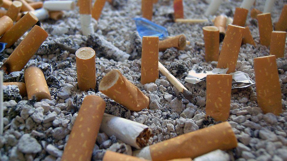 El Grupo Eleuterio Quintanilla celebra sus 25 años de trayectoria.Cigarrillos