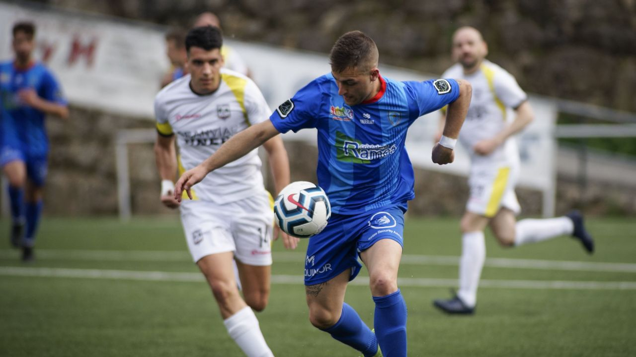 El Barbadás podría volver a puestos de ascenso si vence al Juvenil en Os Carrís la próxima jornada