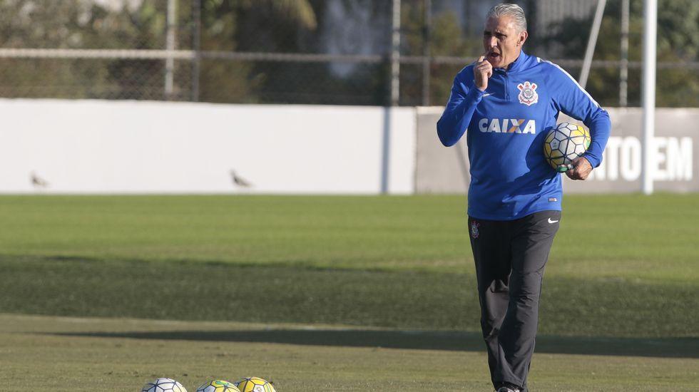 Tite, nuevo seleccionador de Brasil
