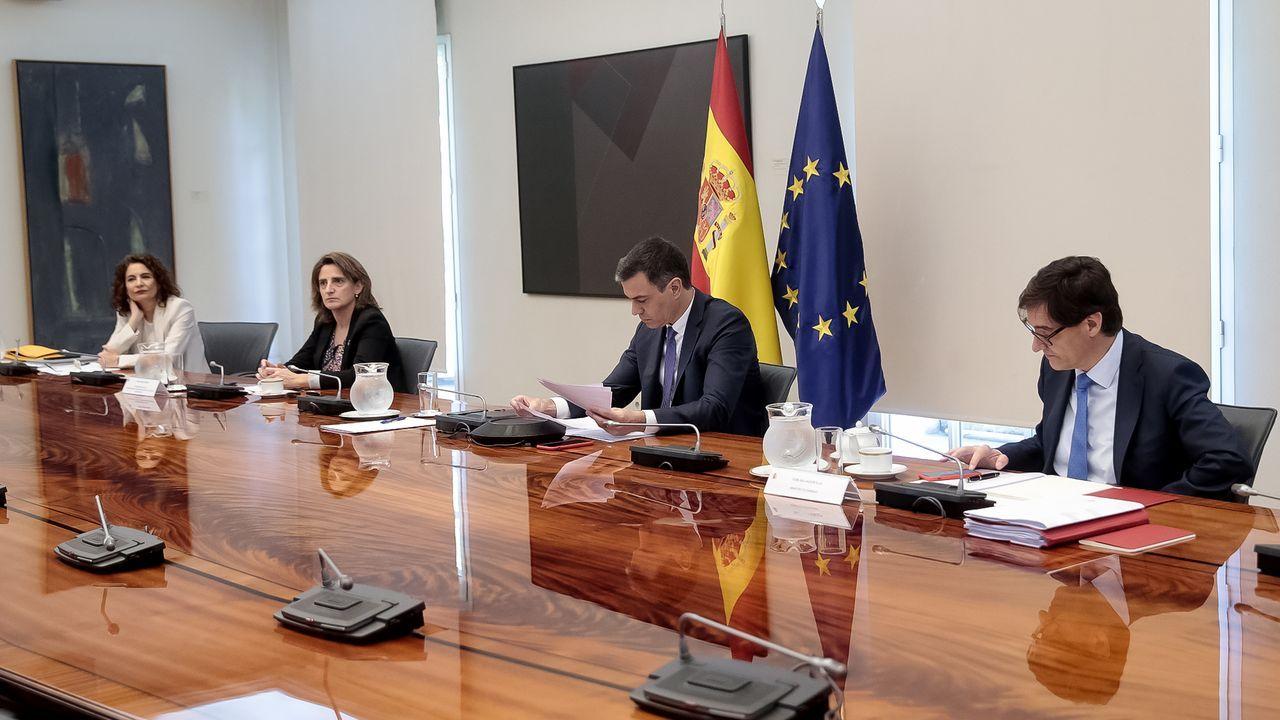 Pablo Iglesias, en el Congreso en una imagen de archivo