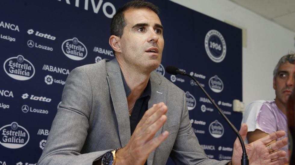 Garitano: «Luisinho es un jugador válido deportivamente»