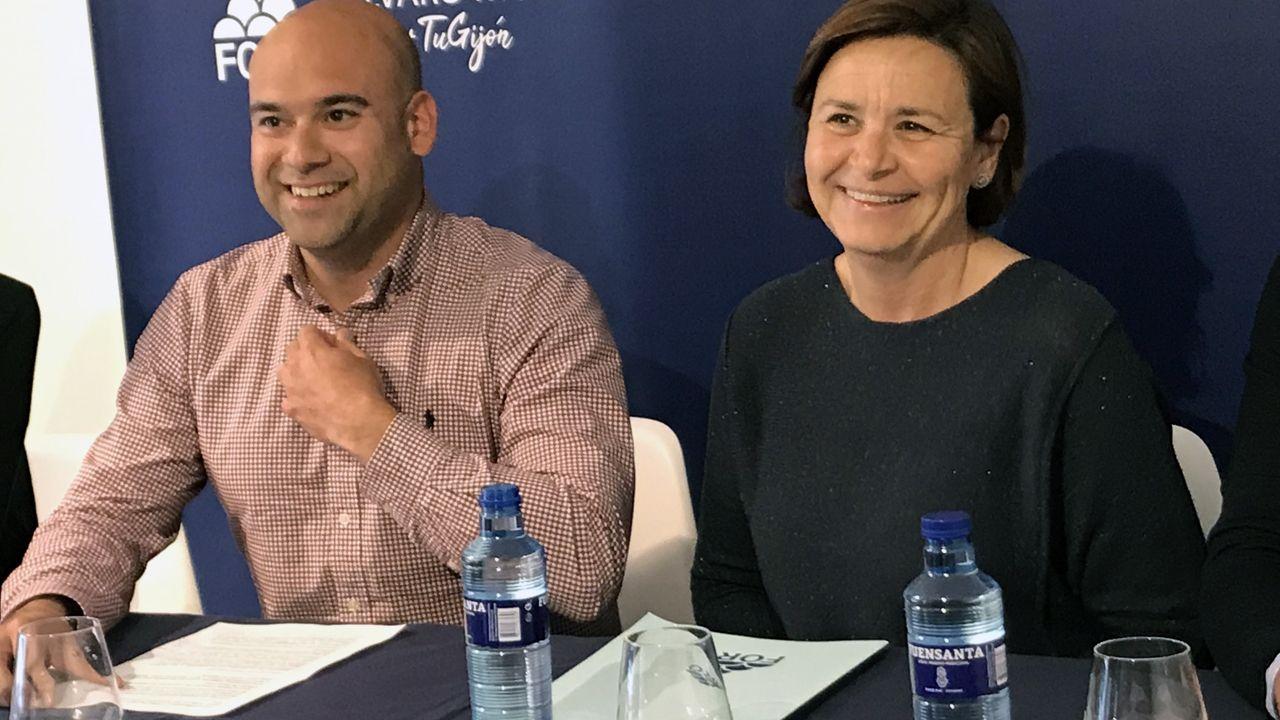 Percebe percebes.Carmen Moriyón y Jesús Salvador