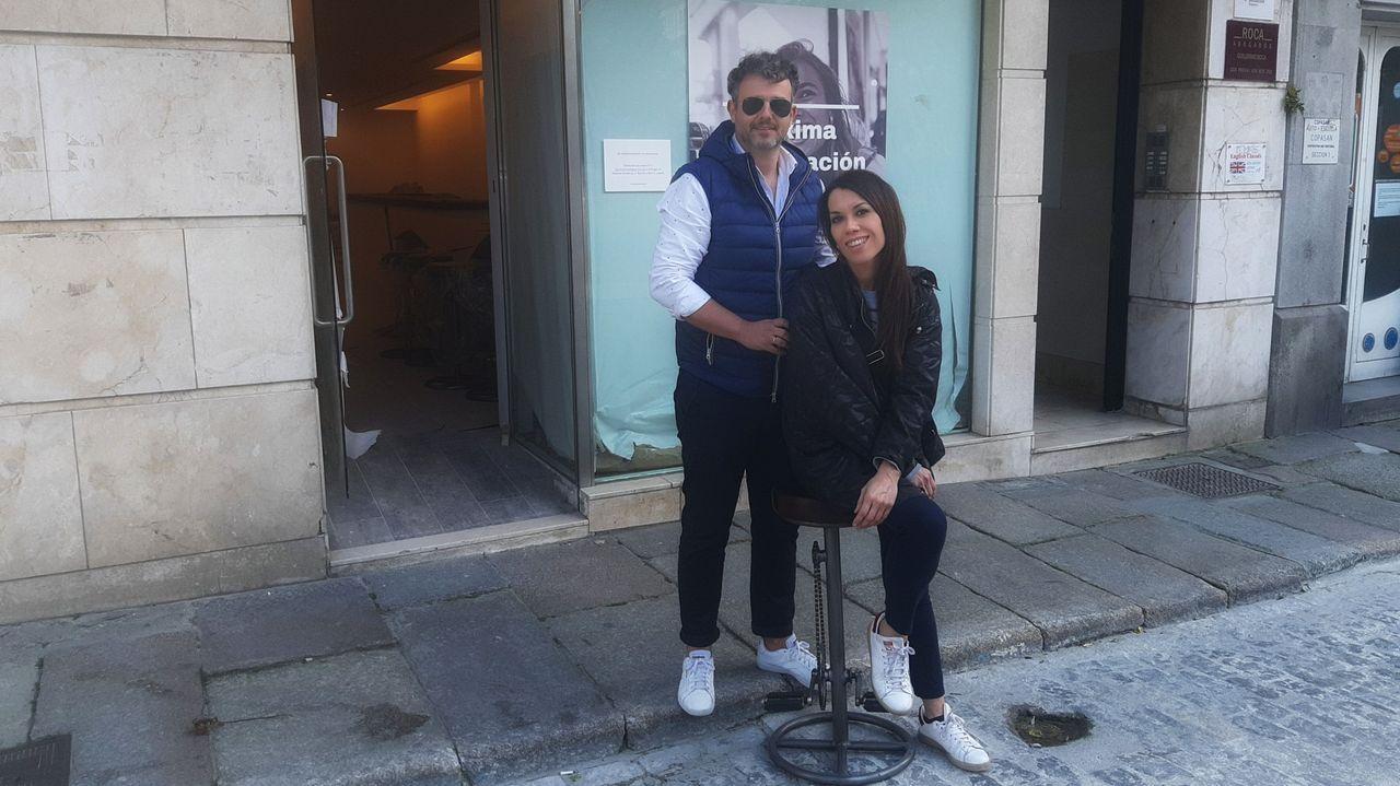 Feijóo plantea a Sánchez una bajada del IVA del turismo para 2020 y 2021.Jesús Pardo, retratado en Madrid en el 2014