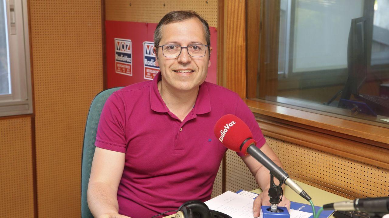 Mauricio Aufiero, portavoz del PP