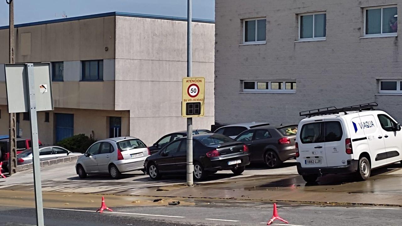 Los vecinos de Piadela emprendieron una nueva recogida de firmas para reclamar fibra óptica