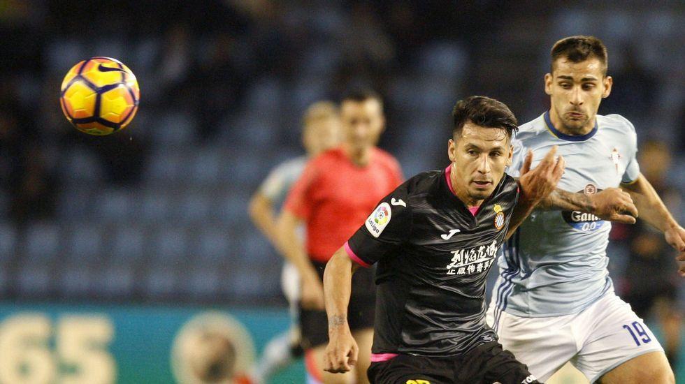 Celta 2 - Espanyol 2 (1 de marzo)