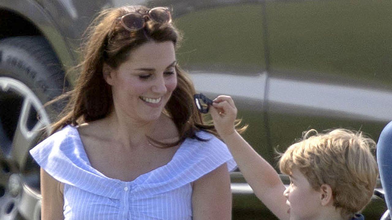 Kate Middleton vuelve a confiar en Zara