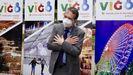 Así será la Navidad 2021 en Vigo: dos tiovivos, atracciones, noria gigante y rampa de hielo