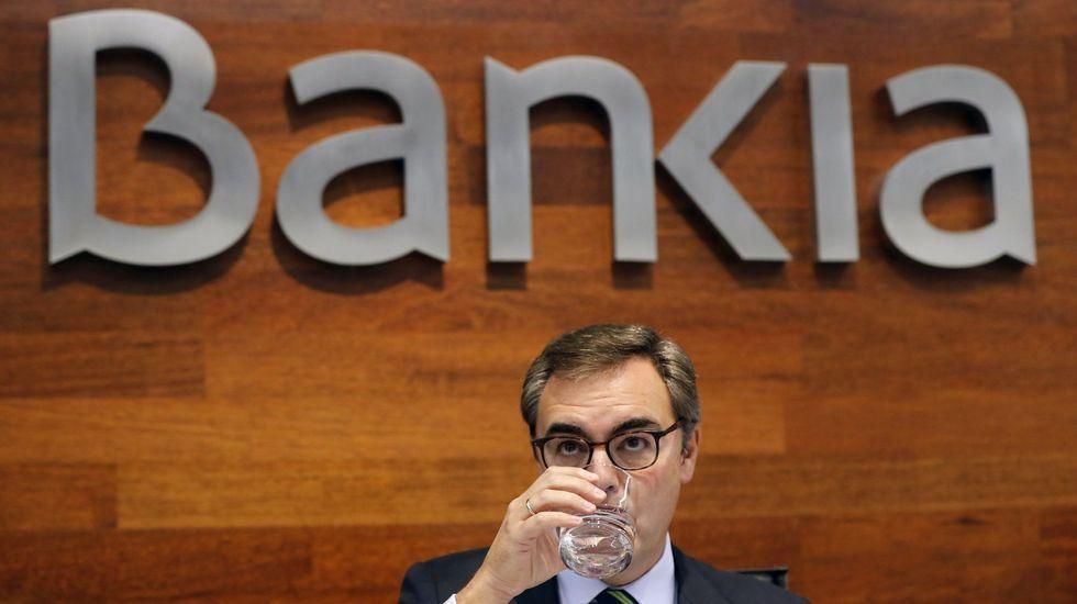 Bankia y el FROB apuntan a Blesa, Rato y Barcoj como responsables de las black.Andreu Missé