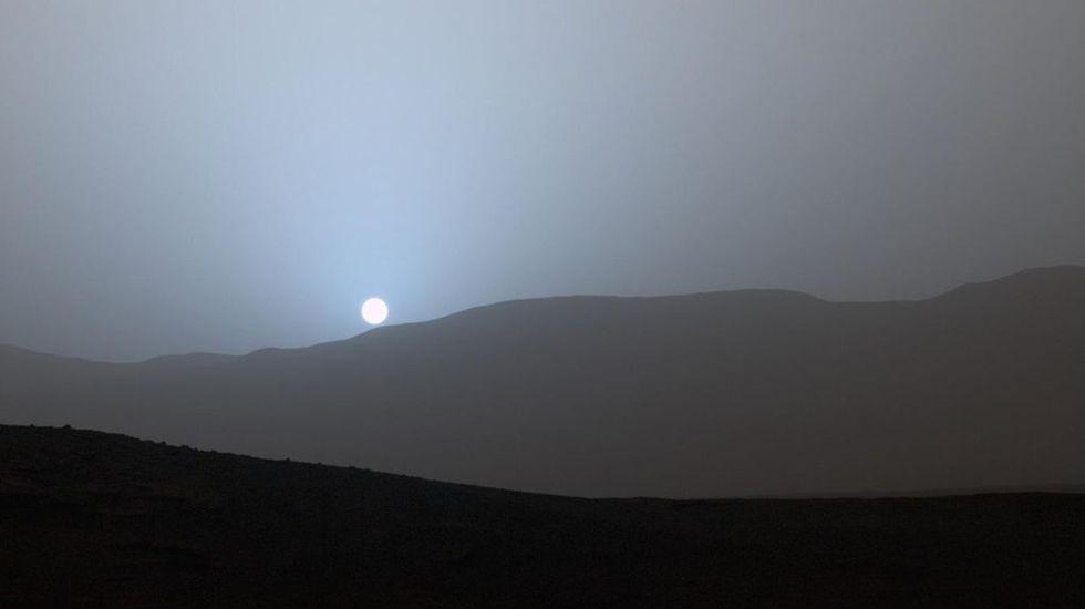 La NASA pone a prueba un paracaídas supersónico para usarlo en Marte