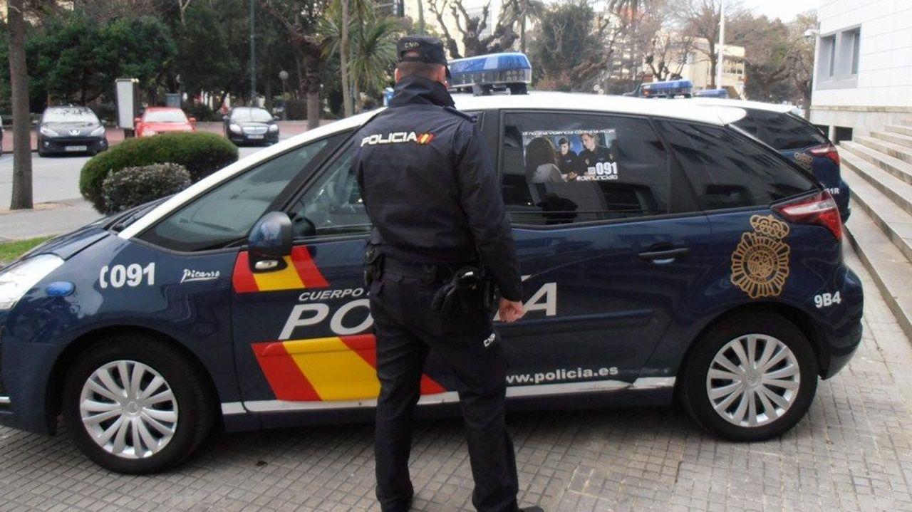 La Policía Nacional investiga el asalto que sufrieron los dos andaluces en un polígono industrial de Monforte