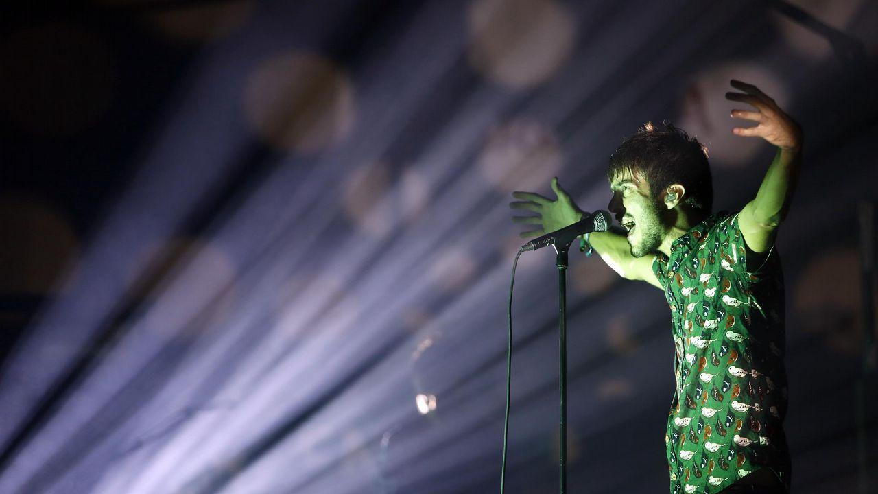 «Tu cara me suena»: Lucía Gil imita a Whitney Houston.Juan Fernández interpreta al coprotagonista en «Fedra»