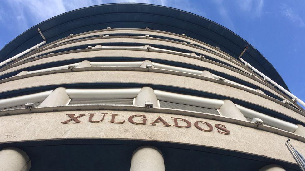 El coronel de la Guardia Civil Diego Pérez de los Cobos llega este lunes a la Audiencia Nacional para testificar sobre la operacion Kitchen