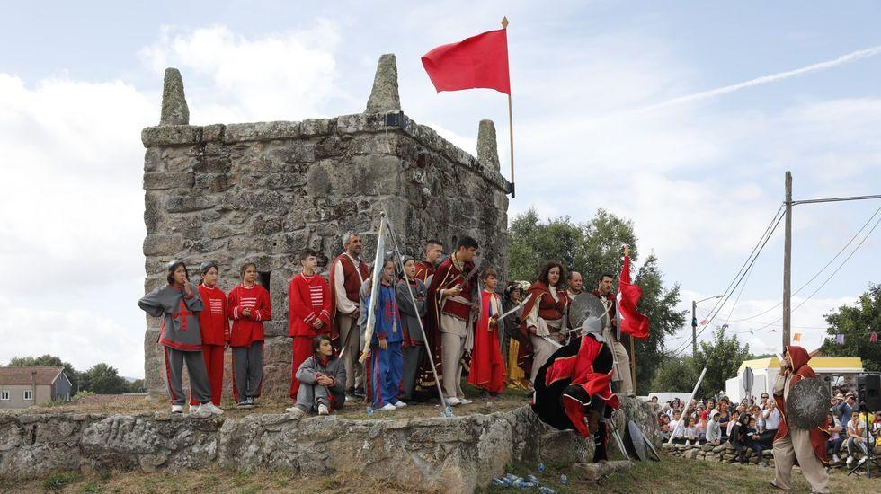 Rairiz de Veiga cancela la Romaría da Saínza