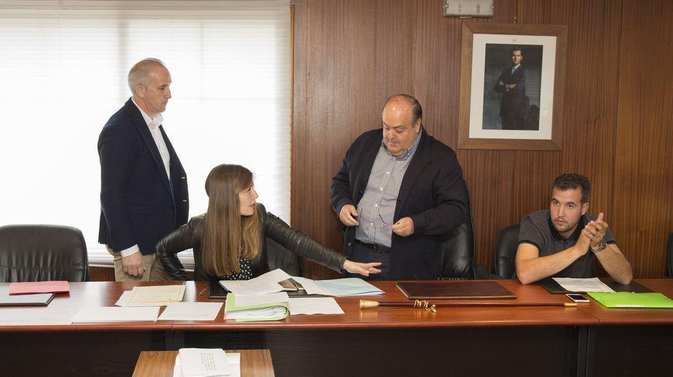 Coristanco: Alcalde, Juan García (PP)