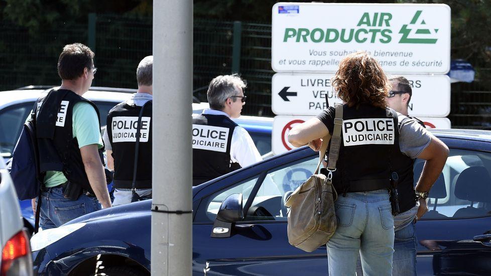 El atentado ha tenido lugar en una planta química situada en la localidad de Saint-Quentin-Fallavier, en Isere. Este departamento, cuya capital es Grenoble, está ubicado al sureste de Francia