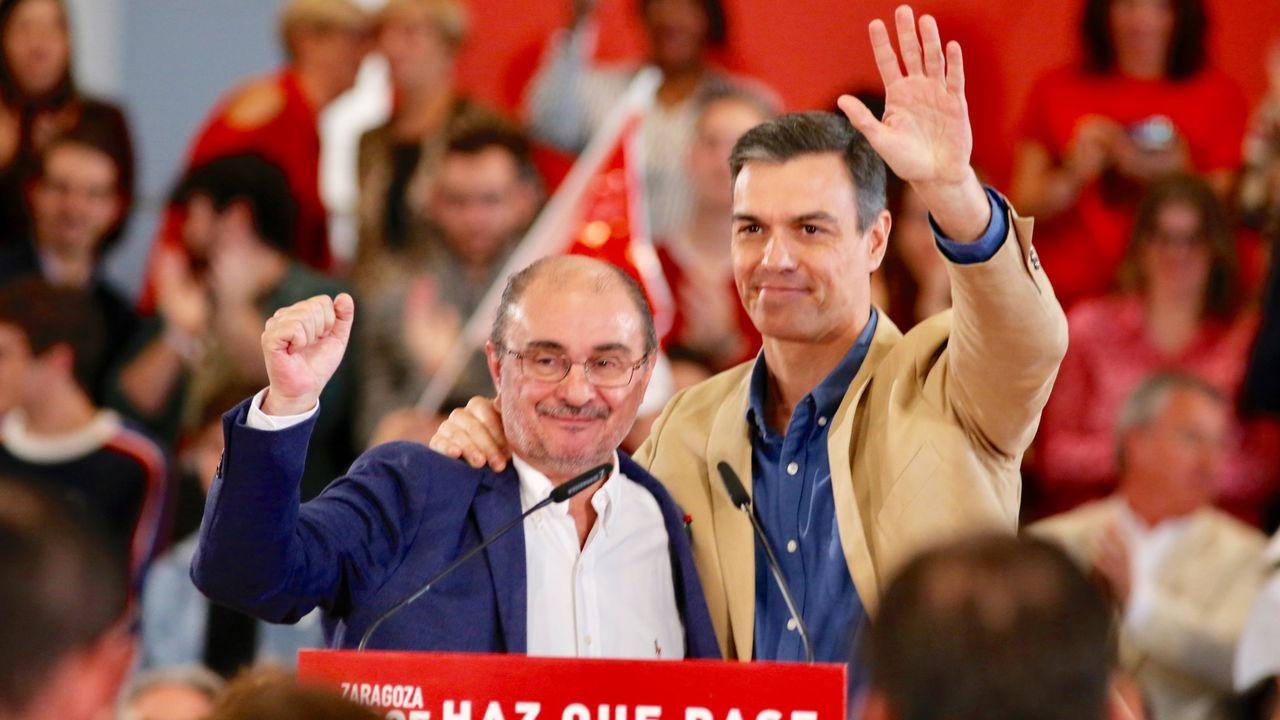 Gonzalo Caballero en la ofrenda de flores del PSdeG-PSOE a Castelao por el Día de Galicia