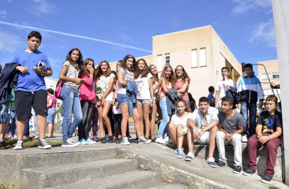 El instituto focense acogerá en los próximos días las pruebas de evaluación de PISA.