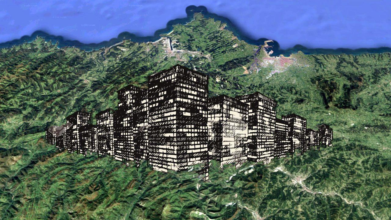 Area metropolitana de Asturias