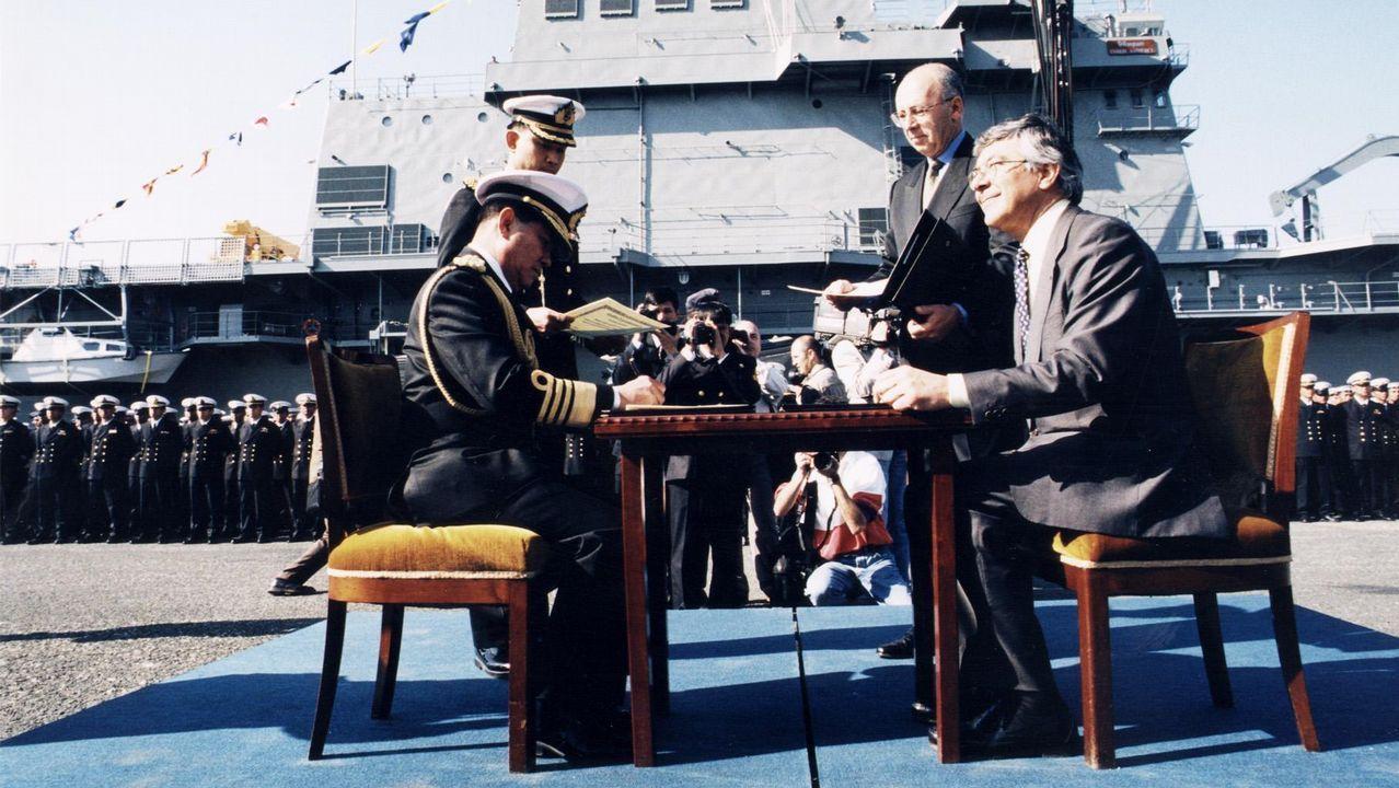 Tailandia.El presidente chino, Xi Jinping, con recibe al primer ministro griego, Alexis Tsipras, en la inauguración del II Foro de la Franja y la Ruta de Seda.