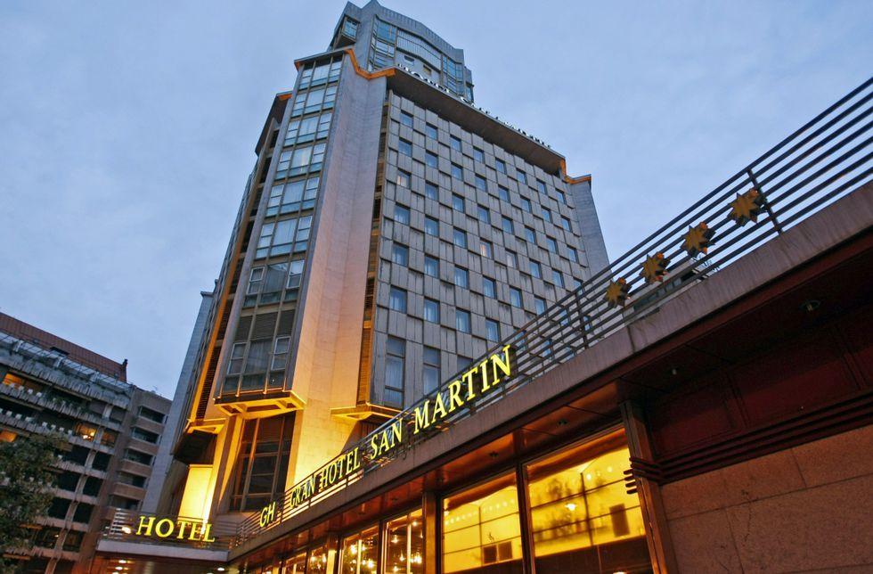 El hotel, que fue inaugurado en la década de los sesenta, atraviesa una grave crisis.