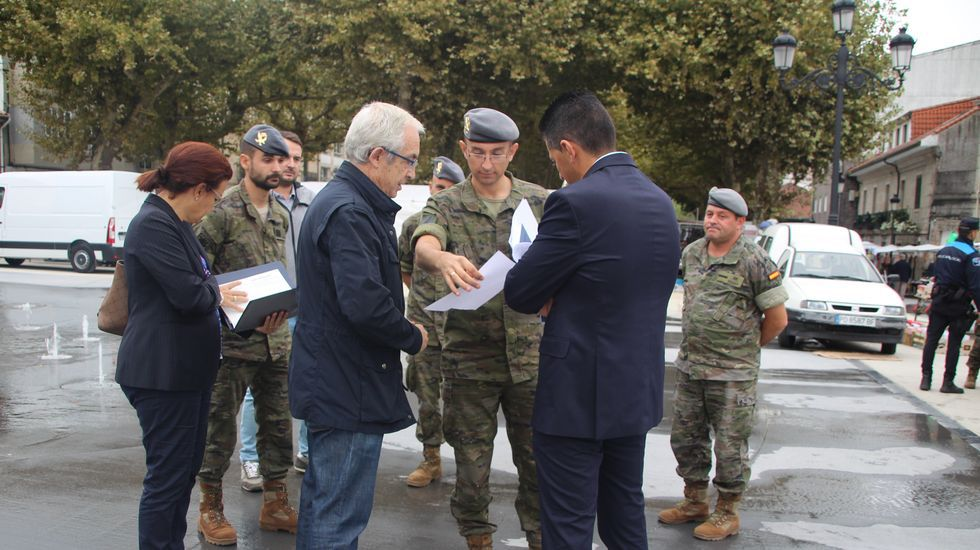 La Brilat y la Guardia Civil honran el 210 aniversario de la Batalla del Verdugo en PonteCaldelas.O da Limia é un exemplo de topónimo que suscita controversias sobre a súa orixe