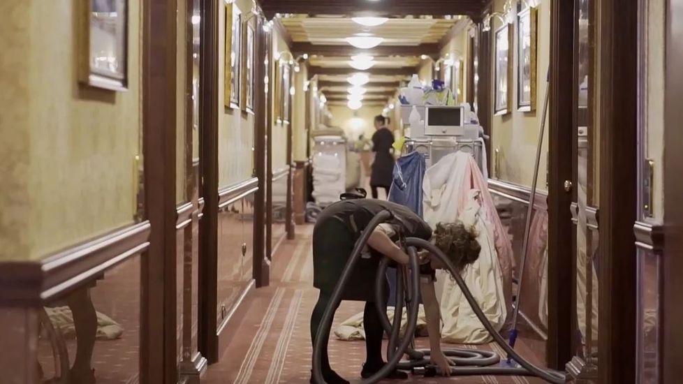 El coronavirus vacía las principales ciudades del mundo.El Museo Provincial de Lugo permite disfrutar de sus colecciones y obras, como las de Maruja Mallo, a través de las redes sociales