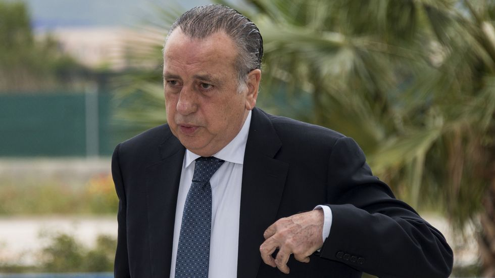 El expresidente del Villarreal C.F. Fernando Roig, declara como testigo en el caso Noos