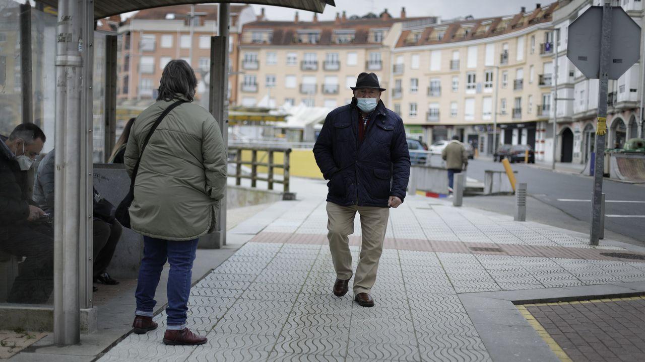 Blanca Lida Meza solo tiene abierto el Stop, aunque gestiona tres cafeterías en Arteixo