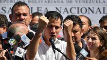 Guaidó aseguró que su breve detención muestra la  desesperacion  del Gobierno venezolano