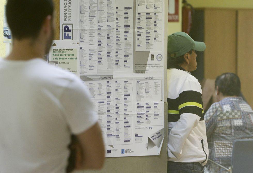 Los listados del desempleo se han ido reduciendo en todas las oficinas de la comarca.