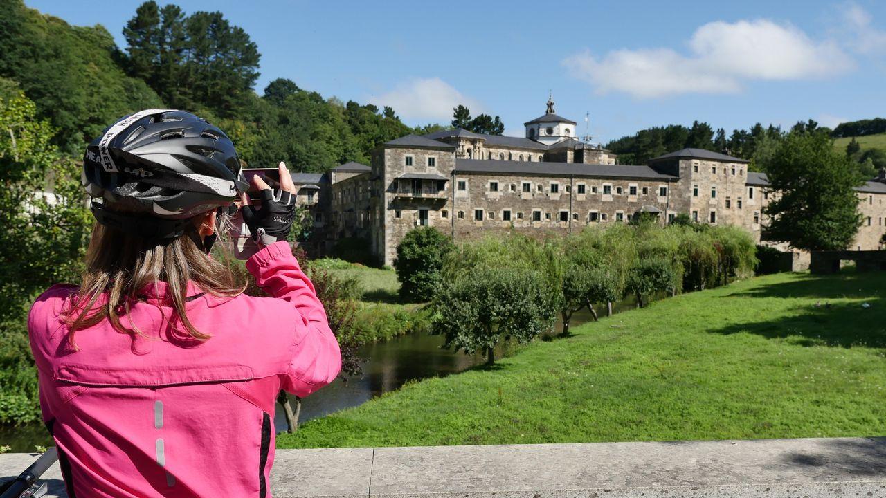 Fotos al monasterio