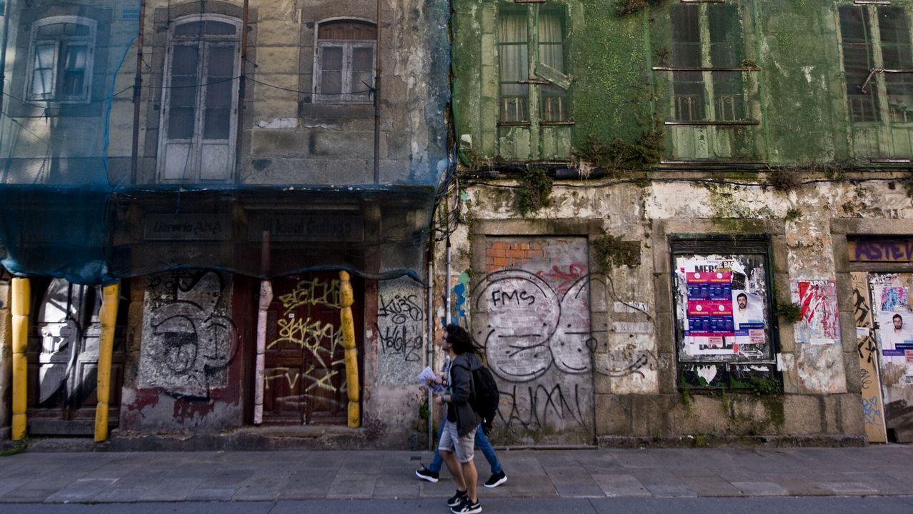 A Coruña, una de las ciudades más sucias