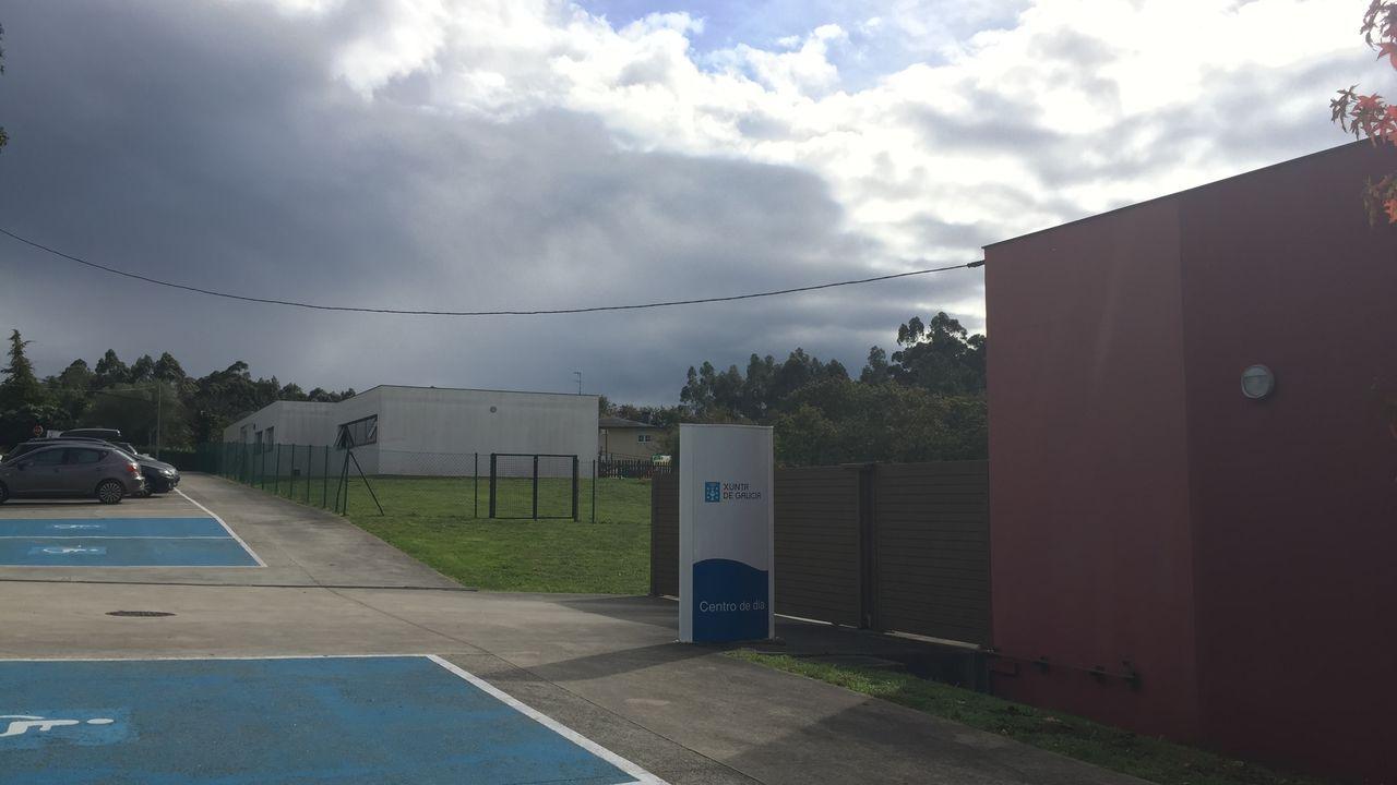 Las fincas expropiadas en Mondego son en las que están ubicados el centro de día y la escuela infantil