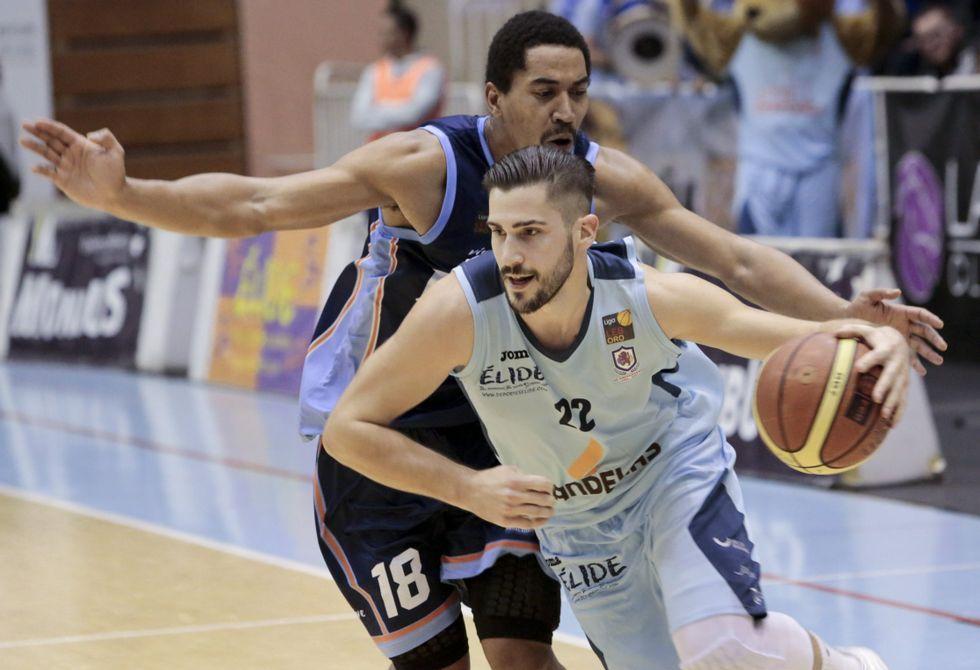 Curry se exhibe ante los Thunder.El escolta Nikola Rakocevic llegó al Breogán en julio procedente del Valladolid.