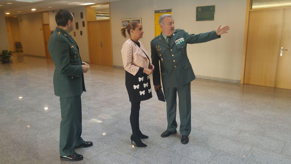 El expresidente de la Diputación de Pontevedra declara por la trama Patos