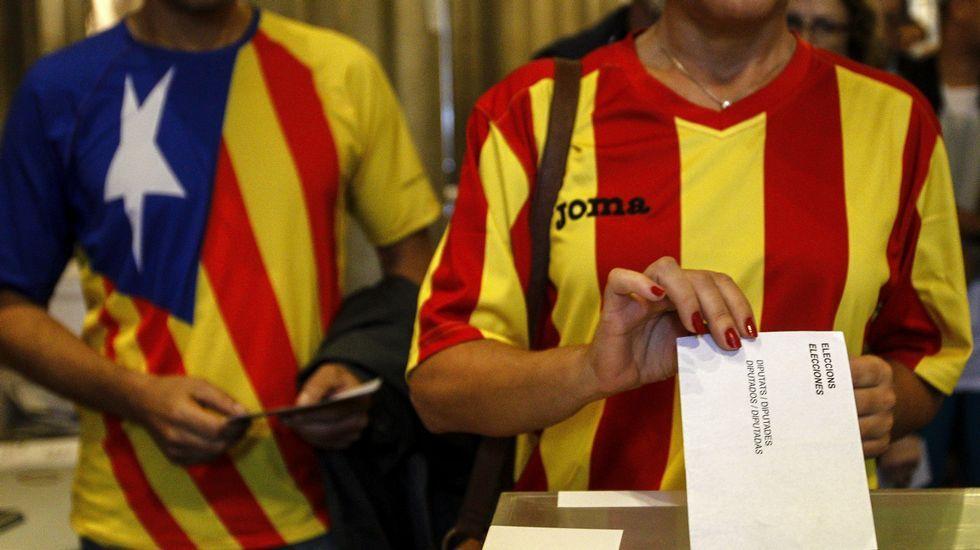 Con la sociedad dividida entre los que están a favor de la independencia y los que no, las catalanas son unas elecciones cruciales para la historia de la comunidad