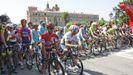 Monforte fue salida de la sexta etapa de La Vuelta del 2016