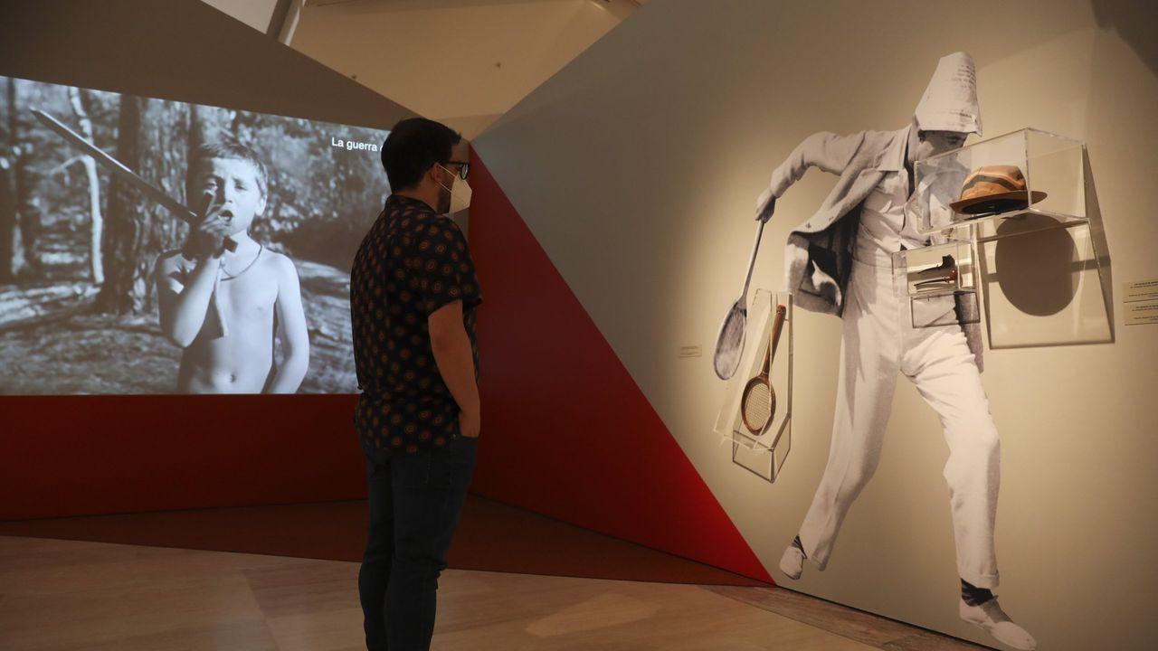 A mostra no Gaiás incluirá obras de arte e obxectos persoais de Díaz Pardo