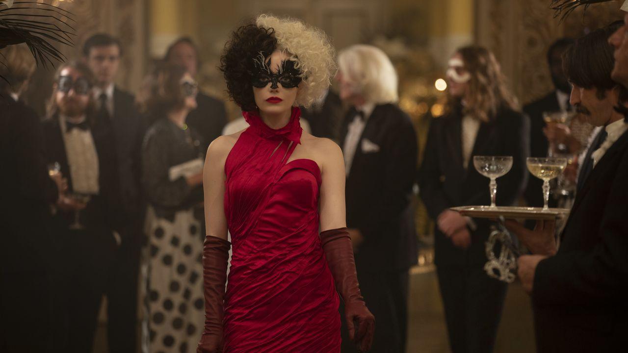 Fotograma del filme «Cruella»