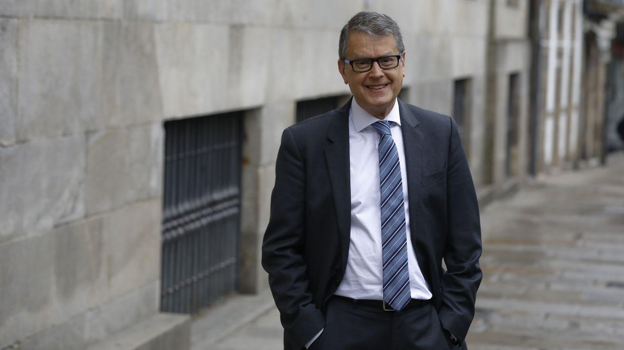 Isabel López es ingeniera y está opositando, y Rodolfo Gutierrez es profesor de la Universidad Complutense de Madrid