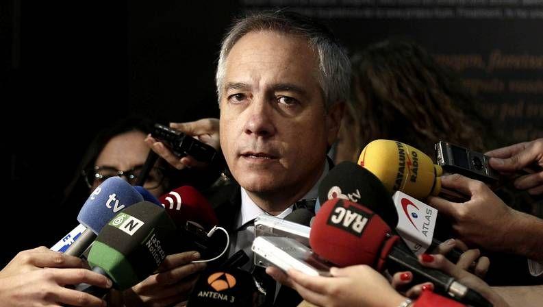 Pere Navarro, líder del PSC