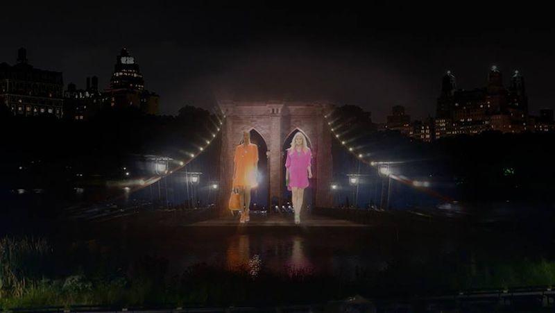 Primera jornada de la Semana de la Moda de Nueva York.El diseñador junto a Penélope Cruz