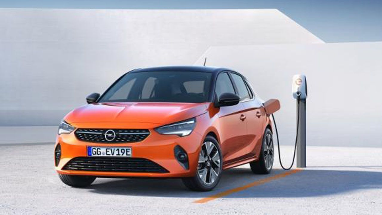 Opel tendrá en 2021 ocho modelos electrificados